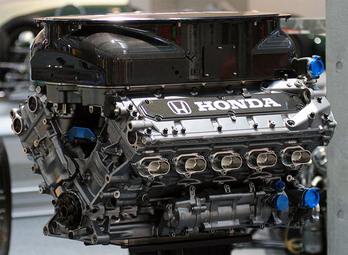 Honda RA000E engine