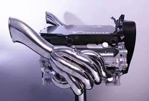 Toyota RVX-05 V10 engine